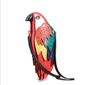 Kate Spade | Rio Parrot Crossbody Bag